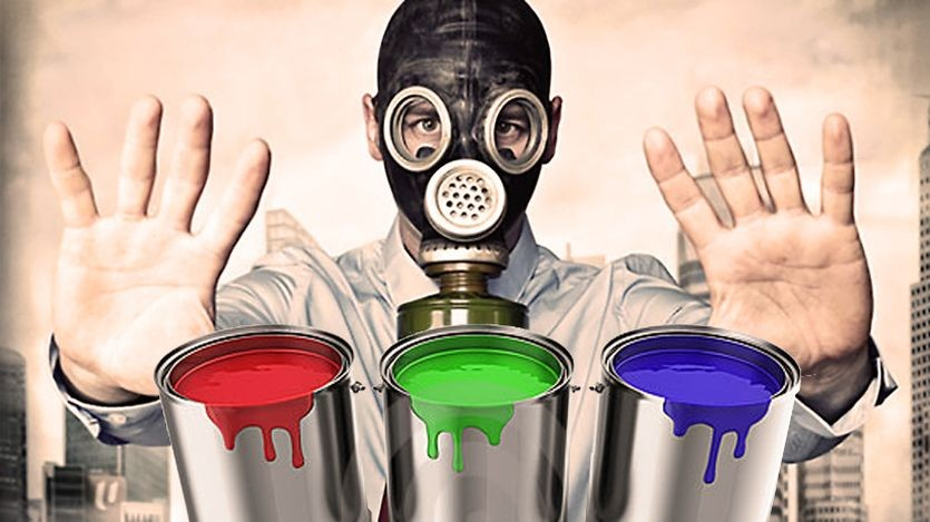 Classification and Application of Toxic and Non-Toxic House Paints