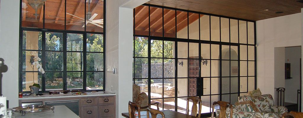 Metal windows for Steel windows