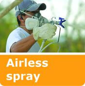 services airless spray