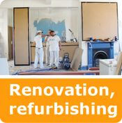 services renovation refurbishing